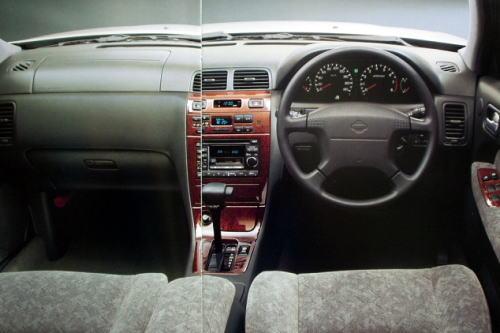 1997 Nissan Cefiro ニッサンカタログコレクションセフィーロ1997年1月